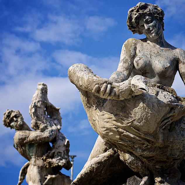 The Naiades Fountain