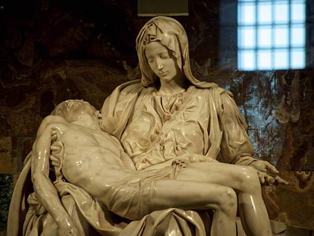 79. Michelangelo's Masterpiece: La Pieta'