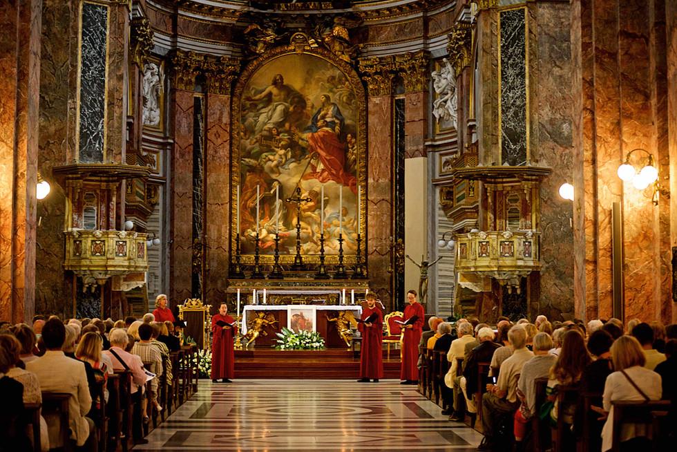 San Carlo al Corso Church, Rome