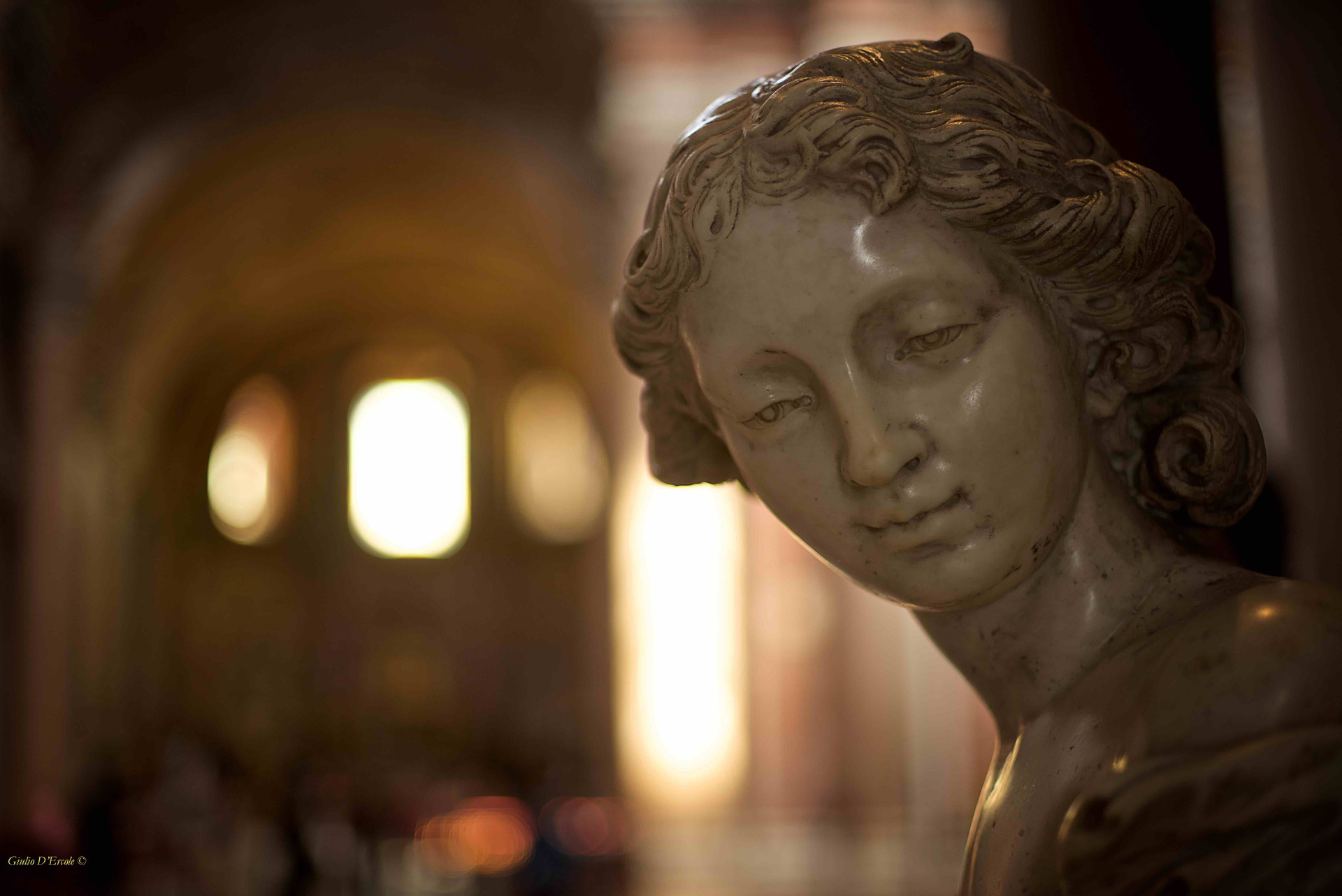An angelic face, Rome Photo Fun Tours
