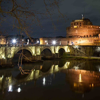 Rome Photo Fun Tours at Castel Sant'Angelo