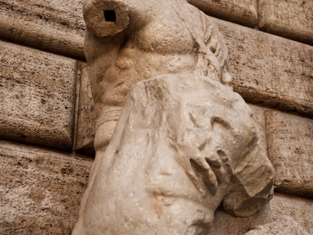 88. Pasquino, the Roman Voice of Satire