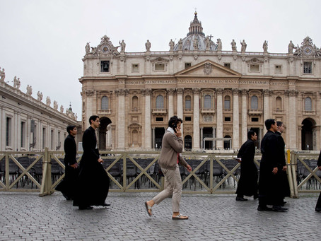 60. An Early Start at the the Vatican State