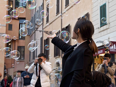 83. The Never Ending Magic of Bubbles
