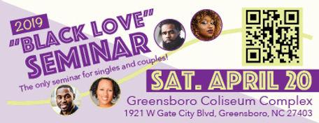 Black Love Seminar Admission Ticket