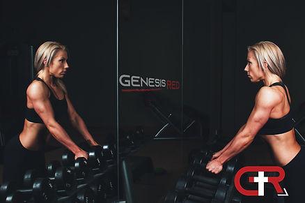 Genesis Red Branding Ad #2
