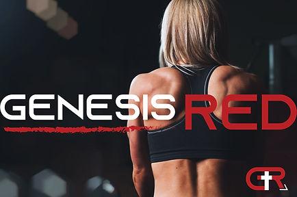 Genesis Red Branding Ad #1