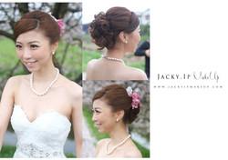 MakeUp & Hair By Jacky.Ip@Kyoto