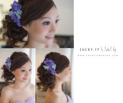 MakeUp and Hair By Jacky.Ip