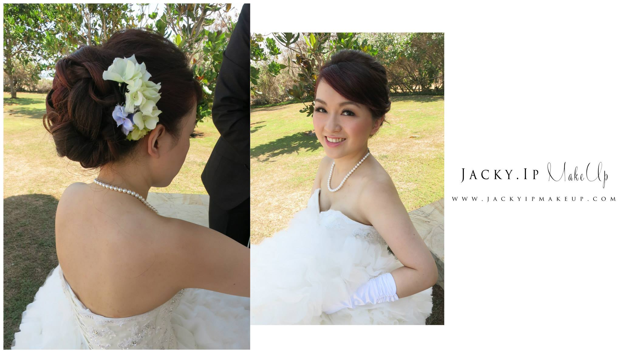 MakeUp & Hair By Jacky.Ip@Bali
