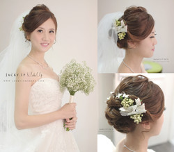 MakeUp and Hairdo By Jacky.Ip Websit