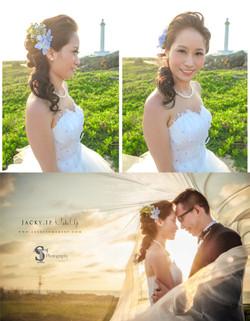 Makeup and Hair By Jacky.Ip@Okinawa