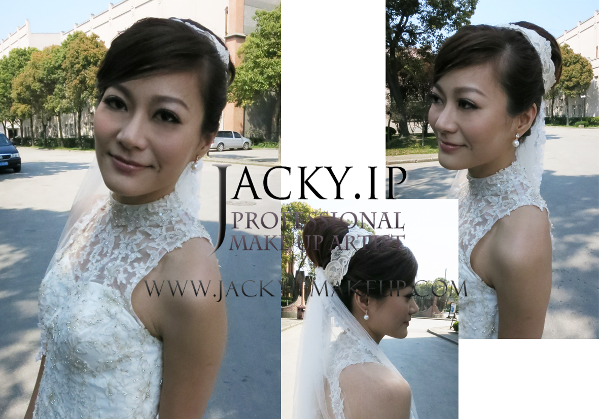 MakeUp and Hairdo By Jacky.Ip