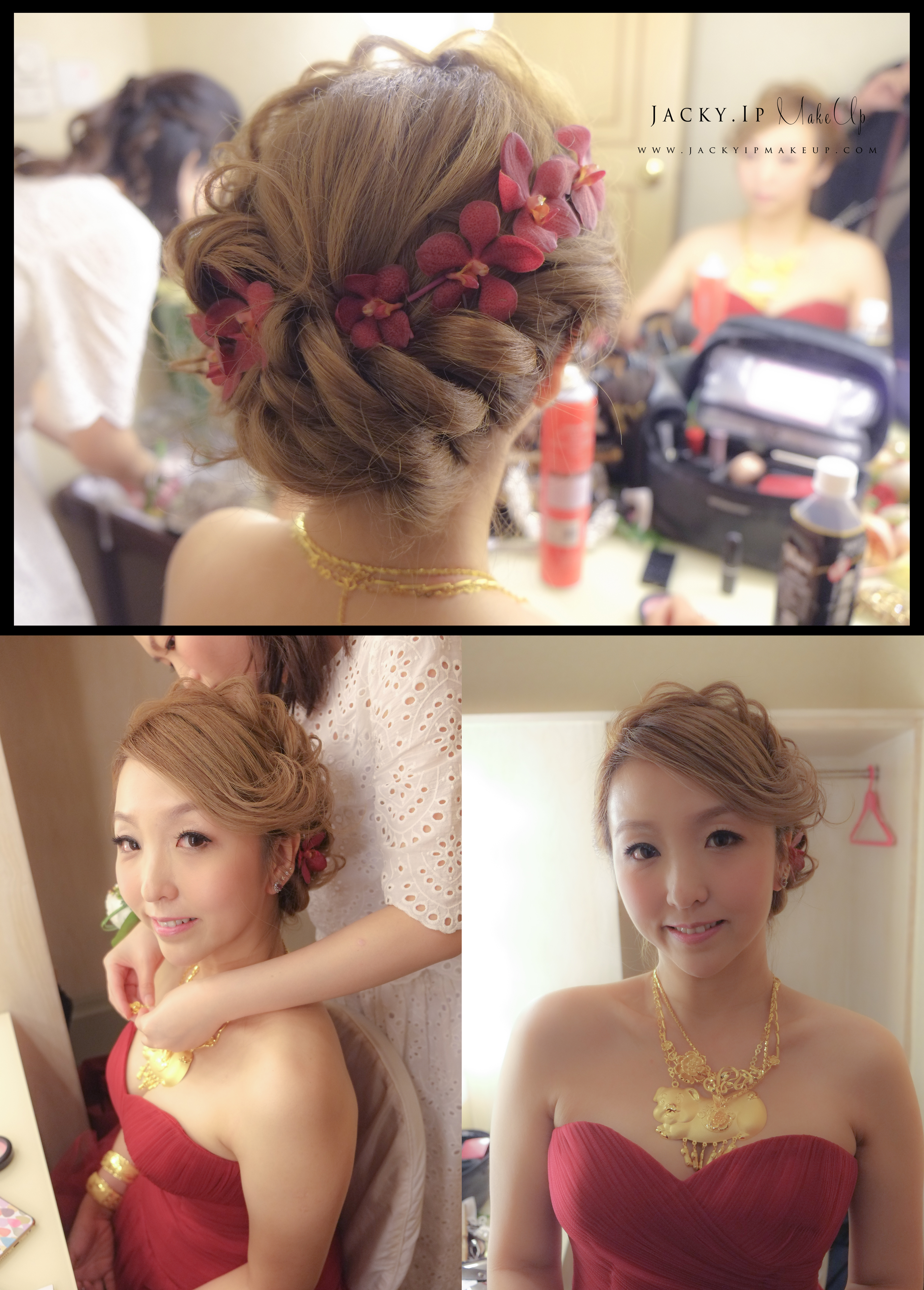 MakeUp ans Hair By Jacky.Ip