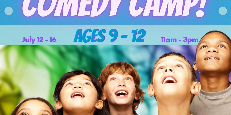 Summer COMEDY Camp [for Tweens]