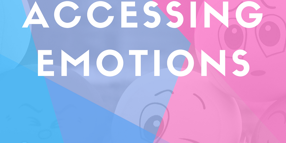 Accessing Emotions [Kids 6-8]