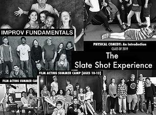 Acting classes workshops webinars in Lou