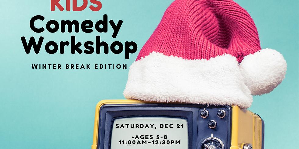Kids Comedy Workshop