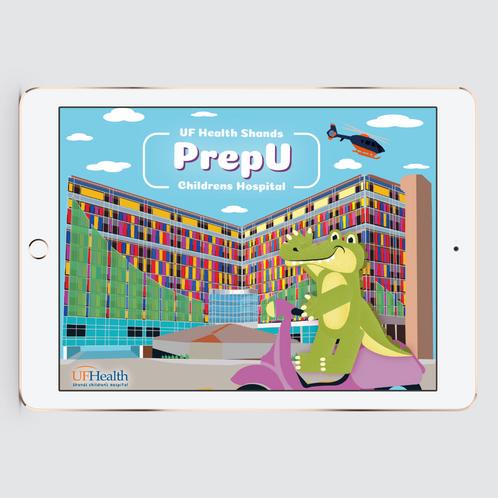 PrepU Children's Hospital App