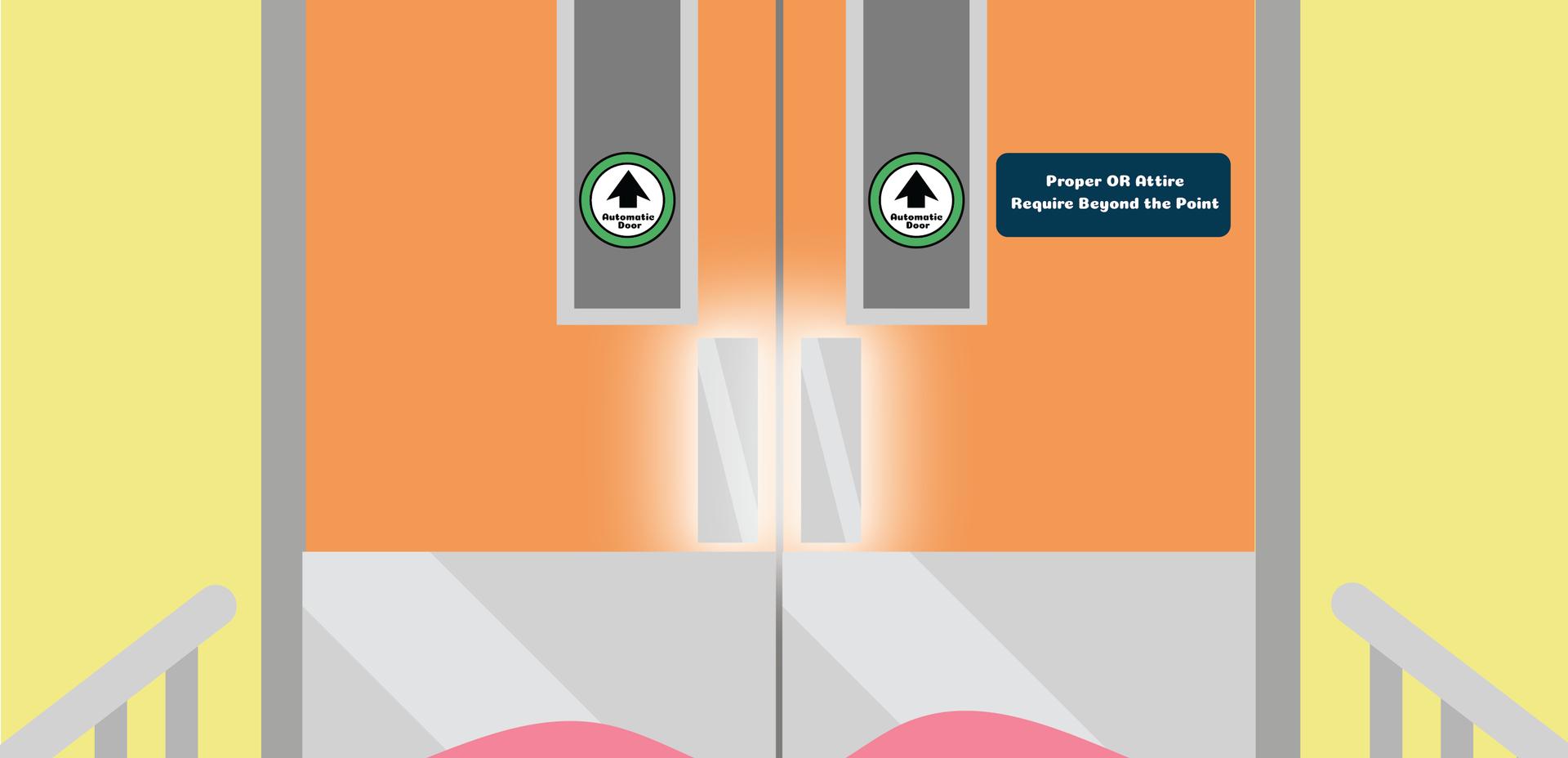 OR Doors