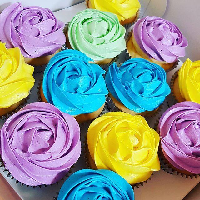 #cupcakes #pemulwuycupcakes #vanillabean