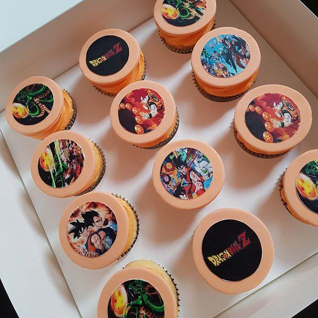 #dragonballz #pemulwuycupcakes #boyscakes #kidspartyideas #cupcakes