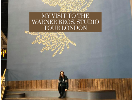 My Trip to the Warner Bros. Studio Tour London