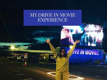 My Drive-In Movie Experience