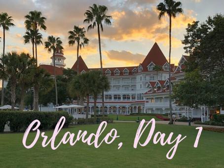 Orlando, Florida Trip Part 1