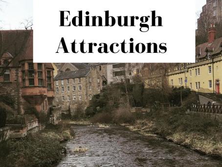 Lesser Known Edinburgh Attractions