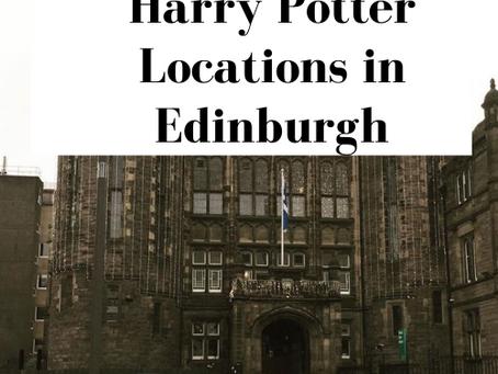 A Harry Potter Weekend in Edinburgh