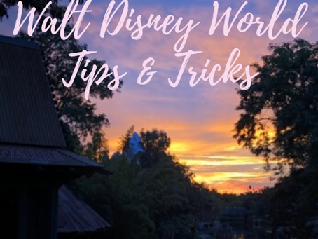 Walt Disney World Tips and Tricks