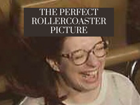 Getting the Perfect Rollercoaster Picture