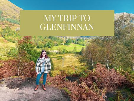 My Trip to Glenfinnan