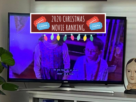 2020 Christmas Movie Ranking