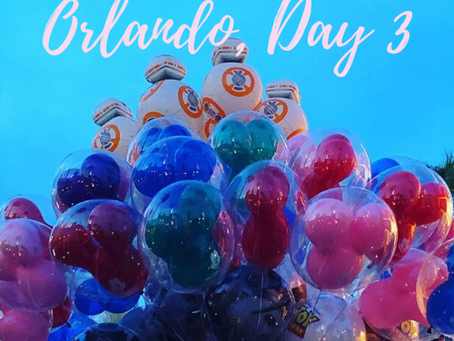 Orlando, Florida Trip, Day 3