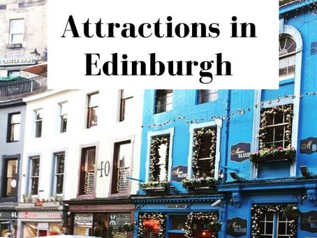 The Best Tourist Locations in Edinburgh