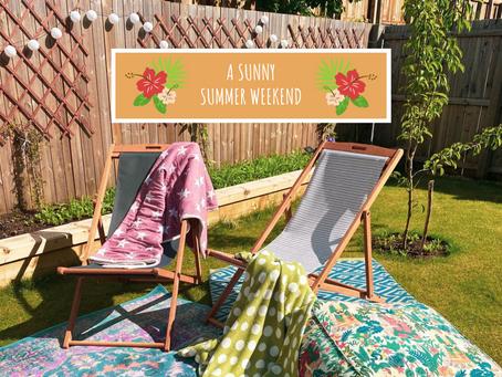 A Sunny Summer Weekend