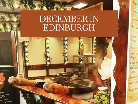 December in Edinburgh