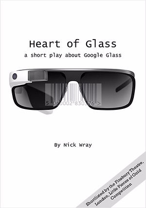Cover of Heart of Glass by Nick Wray