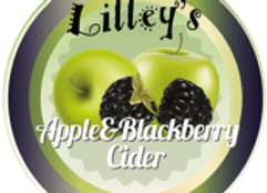 APPLES AND BLACKBERRY 4%