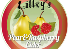 PEAR AND RASPBERRY 4%