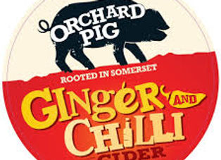 CHILLI AND GINGER 4%