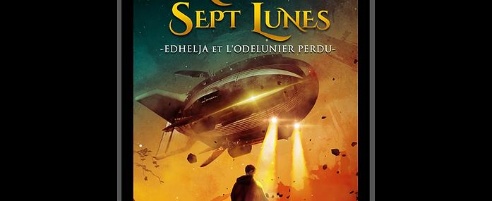 eBook - La Guerre des Sept Lunes - Tome 1
