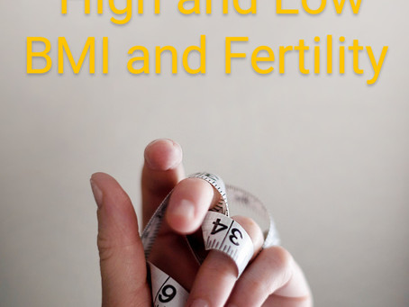 Is Your Weight Weighing On Your Fertility?