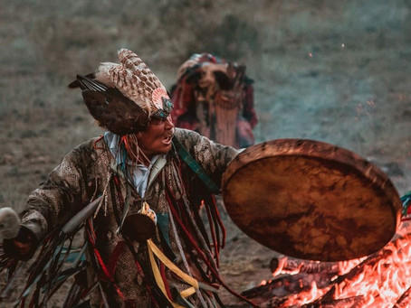 """""""Reweaving the sacred hoop, dreaming and drumming it back into harmony"""""""