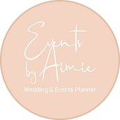 Events By Aimie Logo