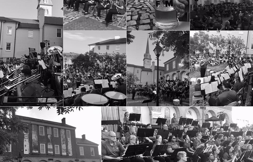 FAM Sounds of Summer Concert July 5, 2019