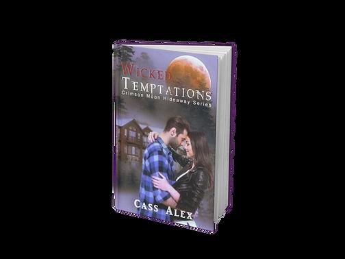 Wicked Temptations by Cass Alex