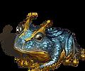 Elvenar Faineant Frog